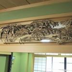 おとぎ亭客室(井波のらんま)